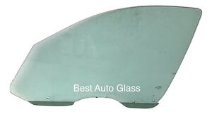 Compatible with 1995-1999 Dodge Neon Plymouth Neon 4 Door Sedan Driver Left Side Front Door Window Glass