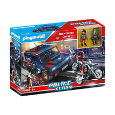 Playmobil Police Action High Speed Chase Building Set 70464 NEW IN STOCK