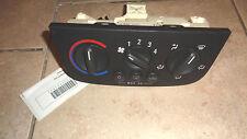 Bedienteil Heizung Klima Klimabedienteil 16377691209 Opel Corsa C Bj.01