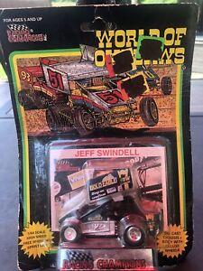 Jeff Swindell #7 Gold Eagle Racing WoO Racing Champions 1/64 Diecast Sprint Car