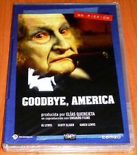 GOODBYE AMERICA Al Lewis - English / Subtitulos Español DVD R ALL -Precintada
