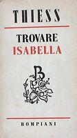 TROVARE ISABELLA  Thiess  BOMPIANI
