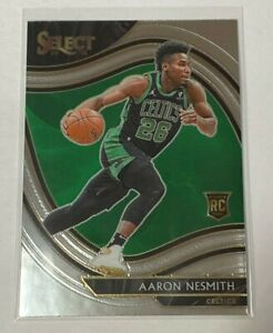 2020-21 Panini Select Basketball AARON NESMITH RC COURT SIDE COURTSIDE
