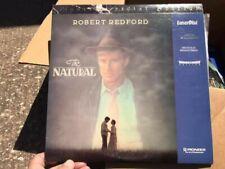 The Natural - Vintage Laserdisc Movie - Robert Redford