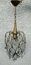 Lustre pampilles design pendants light chandelier Denmark? Scandinave?