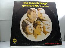 "THE BEACH BOYS-(LP)-GREATEST HITS (1961-1963)- INCLUDES ""409"" - SPRINGBOARD-1972"