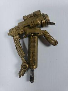 Vintage 1988 Hasbro Cops 'N Crooks Louie the Plumber Nail Gun Weapon Accessory