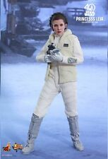 Princesa Leia Star Wars Imperio Contraataca Hot Toys 1/6 figura (Carrie Fisher)