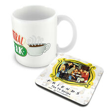 Friends TV Series Framed Coffee Mug and Coaster Set MGCS00072