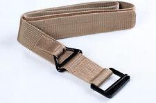 Gun Belt BlackHawk CQB Rescue Riggers Tactical Airsoft Rappelling Belt Sand