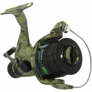 Lineaeffe Vigor Commando 60 Free Spool Reel + Spare Spool. For All Big Fish.