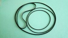 Riemensatz PHILIPS N-1700/22 N-1702 VCR Video Cassette Recorder Rubber Belt-Set