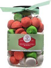 Mallow Tree Strawberry, Vanilla and Apple Marshmallow Balls in a 600g Gift Jar