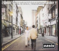 Oasis What's The Story Morning Glory? CD Remastered Digipak FASTPOST