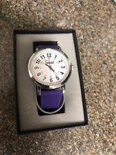 Spidel watch Purple