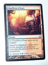 CHAUFFERIE D'IZZET - TERRAIN - VF CARTE MTG MAGIC