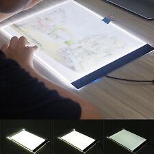 2019 A4 Lichttisch Leuchttisch Leuchttablett Leuchtpult Dimmbar Design Artcraft