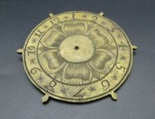 English Apprentices Grandfathers clock (month dial) 1680s