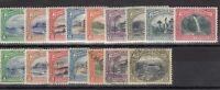 Trinidad & Tobago KGV 1935 Set To 72c MLH Plus Set To 24c (VFU) SG230/238 J7882