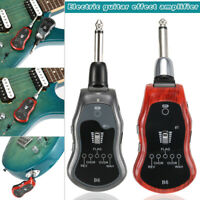 Bluetooth Digital Guitar Effect Amplifier System USB Charger for Electric Guitar