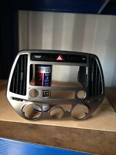 HYUNDAI I20 MK1 CENTRE CONSOLE DASHBOARD HEATER SURROUND TRIM 2012-2014