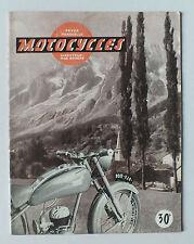 ANCIENNE REVUE MOTOCYCLES N° 32 - MARS 1950 *