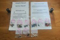 Pioneer SA-8100 rebuild restoration recap service kit repair capacitor
