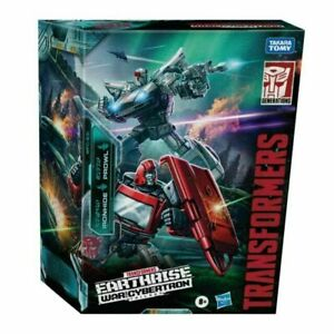 Transformers Earthrise Ironhide & Prowl Two-Pack - MISB