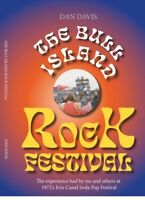The Bull Island Rock Festival Book - SIGNED BY AUTHOR - FREE SHIPPING