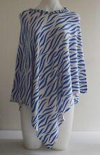 Pashmina Poncho Cashmere Wool Cape Wrap Soft Warm Women Long Sleeve 38