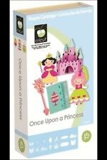 NEW!!  Cricut cartridge Once Upon a Princess!!  RARE/ HTF!!   Free shipping!!