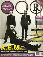 MAGAZINE OOR 2011 nr. 03 - R.E.M. / QUEENS OF THE STONE AGE / WITHIN TEMPTATION