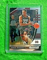 ROBERT WOODARD PRIZM SILVER CHROME ROOKIE CARD JERSEY #12 MISSISSIPPI RC KINGS