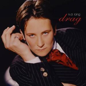 k.d.lang - DRAG - 2LP VINYL CLEAR WITH BLACK NUOVO SIGILLATO RSD 2020 LIMTED