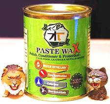 KT Paste Wax – Leather Conditioner, Wood Polish 13.4 oz