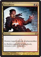 Dreadbore x4 Magic the Gathering 4x Return to Ravnica mtg rare card lot