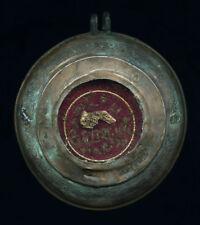 old relic theca  S.GEORGIUS M. 18Th.
