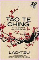 Tao Te Ching New Edition NEW Tzu Lao