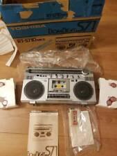 Brand New Toshiba RT-S71D Stereo Radio Cassette Boombox