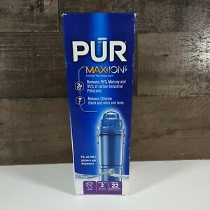 PUR Maxion Pitcher Filter Replacement Cartridge CRF-950Z New Open Box