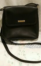 Liz Claiborne Shoulder/Crossbody Bag Black