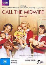 Call The Midwife: Series 2 (2013) DVD 3-Disc Set-Jessica Raine-Miranda Hart-NEW