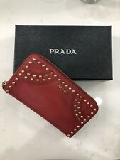 007f51f7619b PRADA Leather Wallets for Women for sale | eBay