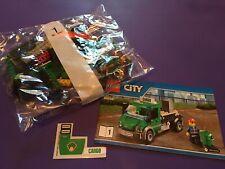 LEGO Cargo Truck - taken from 60052 Freight Train Set - Brand New & Unopened