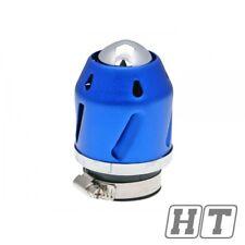 filtro dell'aria 101_octane granata appena 42 mm blu per scooter, moto
