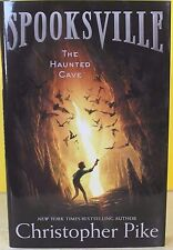 Spooksville: The Haunted Cave 3 by Christopher Pike (2014, Hardcover) NEW