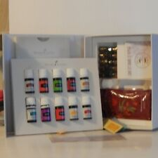 Young Living® Seed to Seal Essential Oils Kit Aromatherapy Health Relaxation Chr