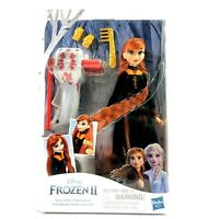 Disney Frozen Sister Styles Doll Anna 11""
