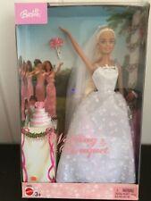 Barbie Wedding Bouguet Mattel C6355