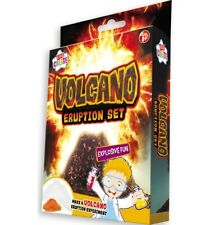 Childrens Make Your Own Volcano Eruption Science Experiment Kit Set Toy